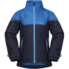 Bergans Ruffen Light Insulated Jacket Barn navy/athensblue/polarblue